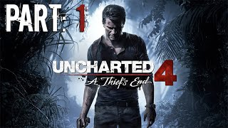 Uncharted 4: A Thief's End • Стрим • Part: 1