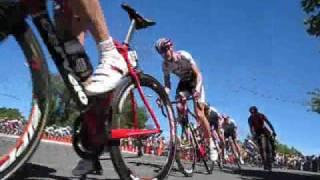 TOUR DOWN UNDER 2008 stage6 アデレード 市街地コース