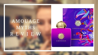 Amouage Myths review - Too expensive ??