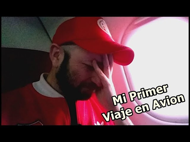 Mi primer viaje en Avion | Reacciones Frankucho | Sao Paulo