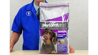 PetSolutions: Performatrin Chicken & Rice Formula Senior Dry Dog Food