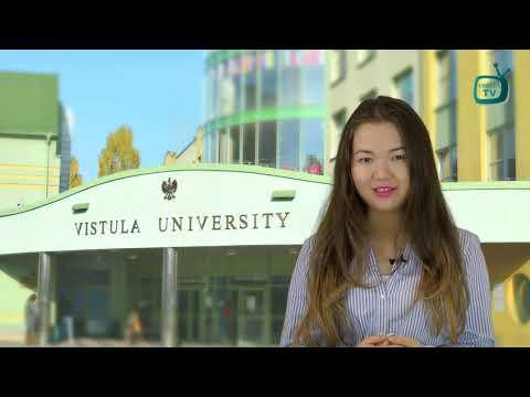 Study In Poland | Vistula University | Warsaw City
