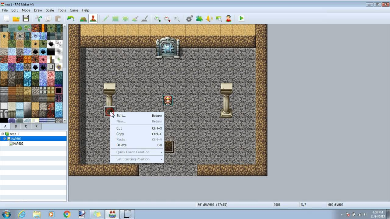 RPG Maker MV Tutorial -Using Switches to do things in order-