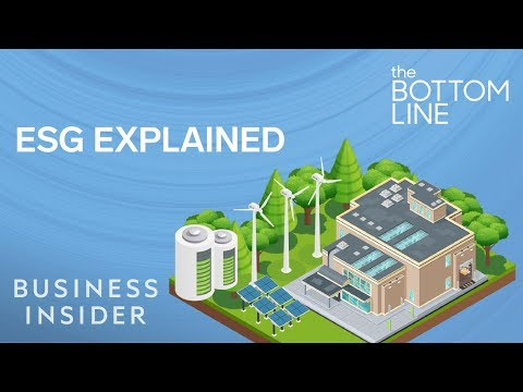 How ESG Metrics Work And Why All Investors Should Care