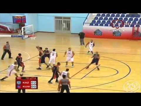 Kuwait Club Basketball Team by Abdullah Sabel