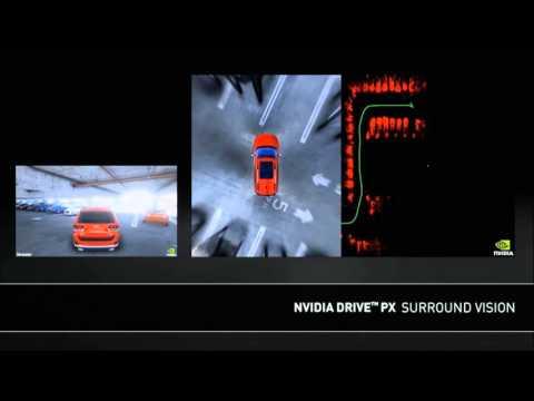 1050:車載用ADAS/自動運転プラットフォームDRIVE PX及びコックピット・DRIVE CXのご紹介