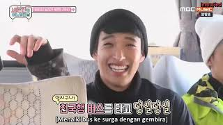 [INDOSUB] Seventeen - One Fine Day in Japan Ep.3