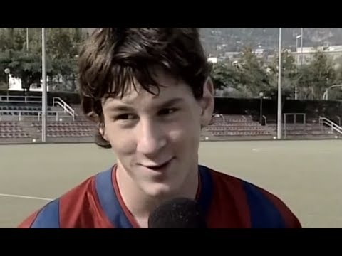 La Historia de Lionel Messi -  Barcelona TV [Catalan]