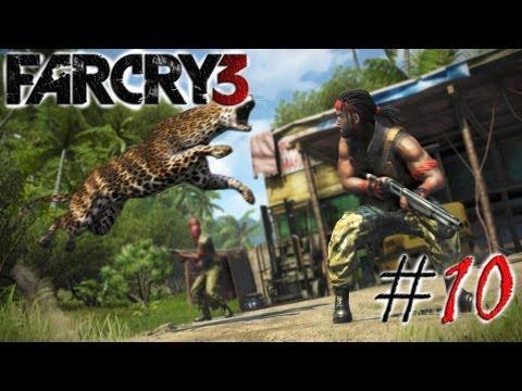Смотреть прохождение игры Far Cry 3. Серия 10 - Хороший пират - мертвый пират.