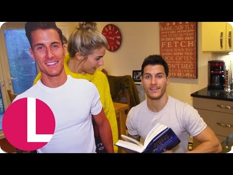 Strictly's Gemma Atkinson and Gorka Márquez Invite Us Into Their Home Together | Lorraine