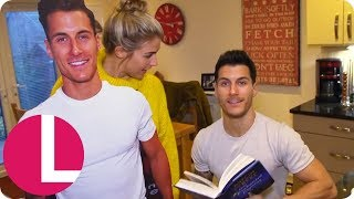 Strictly&#39s Gemma Atkinson and Gorka Márquez Invite Us Into Their Home Together  Lorraine
