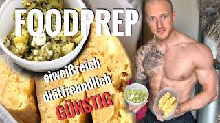FOODPREP - eiweißreich, diätfreundlich & günstig! - Kochen mit Kay
