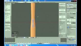 Blender уроки для начинающих 2. Моделирование меча.