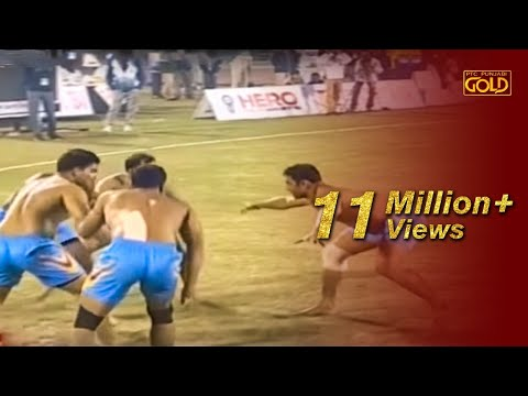 India vs Pakistan | Men's Final | 5th World Cup Kabaddi Punjab 2014