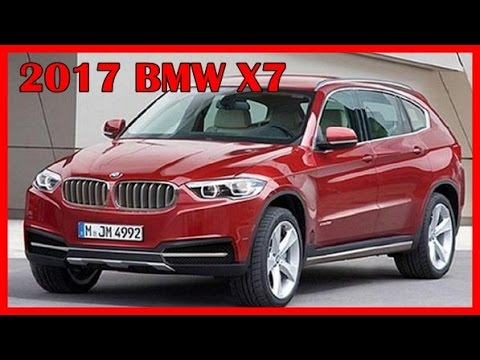 2017 BMW X7 Picture Gallery