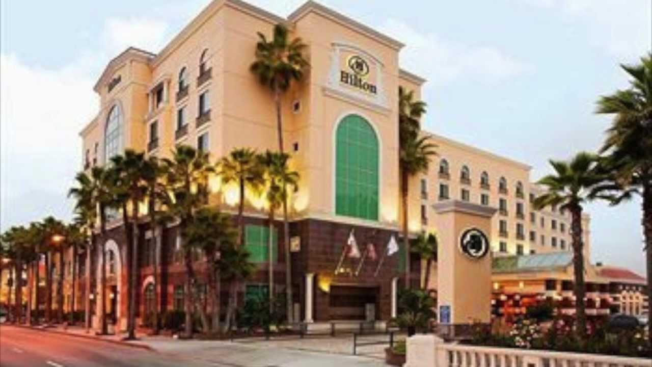 Hilton Hotels Los Angeles Santa Monica