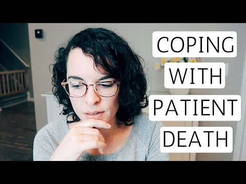 COPING WITH PATIENT DEATH | Break Room Chat
