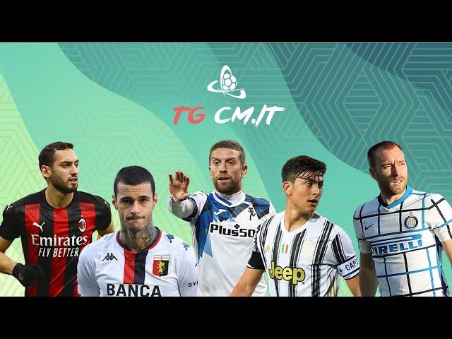 🔴TG CMIT - Le ULTIME di Calciomercato su Inter, Juventus e Milan in DIRETTA!