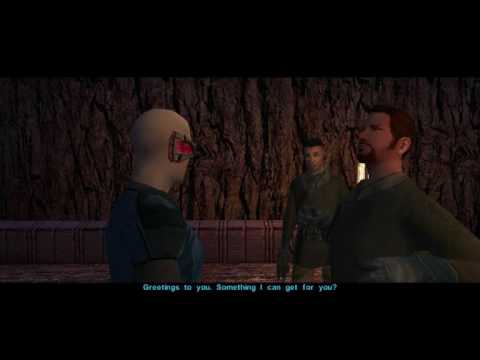 Zagrajmy w Knights Of The Old Republic #77 Chata wuja Toma ?!