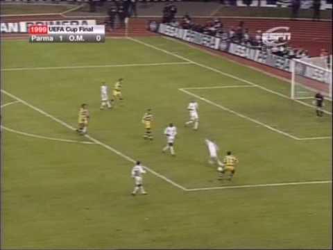 C3 : Finale 1999 : Parme - Marseille : 3-0