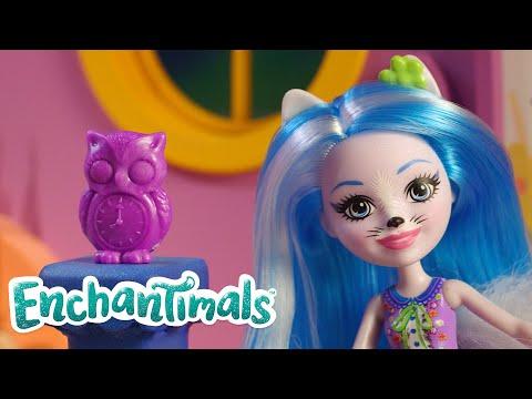Enchantimals Россия ????ночевкой! ????энчантималс куклы ???? Куклы-колдуны