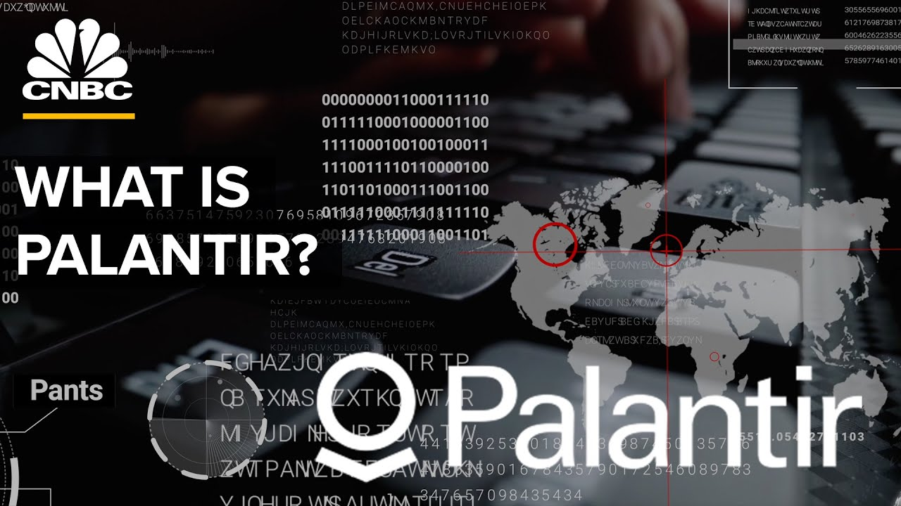 Palantir IPO: controversial data company set to make its Wall Street ...