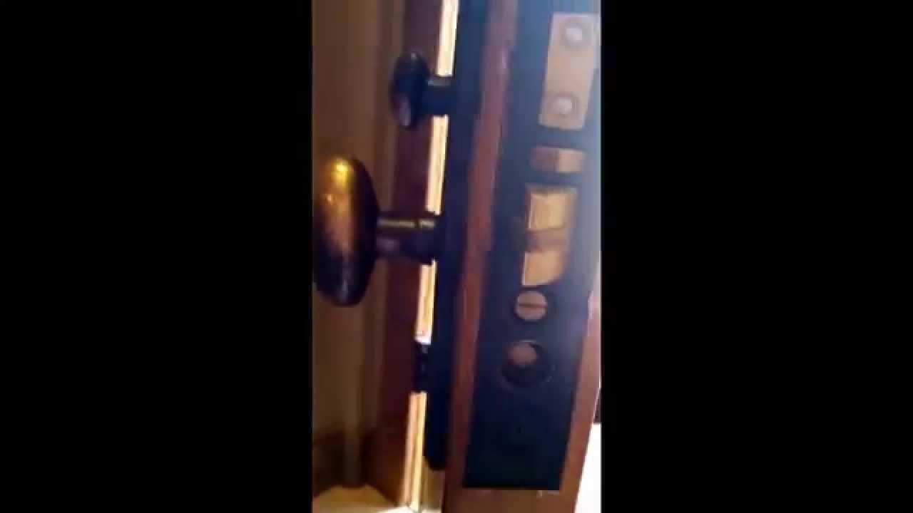 Ashley Norton Mortise Body Lock Trouble Shooting Repair