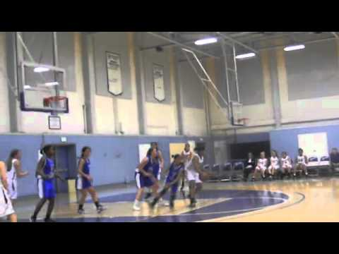 Maia Barnett Class of 2014 Point Guard