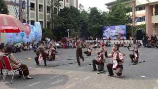 YEL YEL PRAMUKA DAQU #FESTIVAL KEPRAMUKAAN UIN JAKARTA