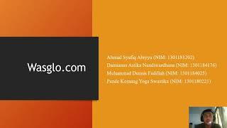 Download PROYEK 143 WGTIK TelU 2020