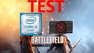 Тест i3 6100 GTX 550ti BF1, Witcher 3, BF4, Fallout 4, Arma 3