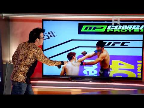 5 Rounds: Robin's Breakdown Of Doo Ho Choi At UFC Fight Night 57