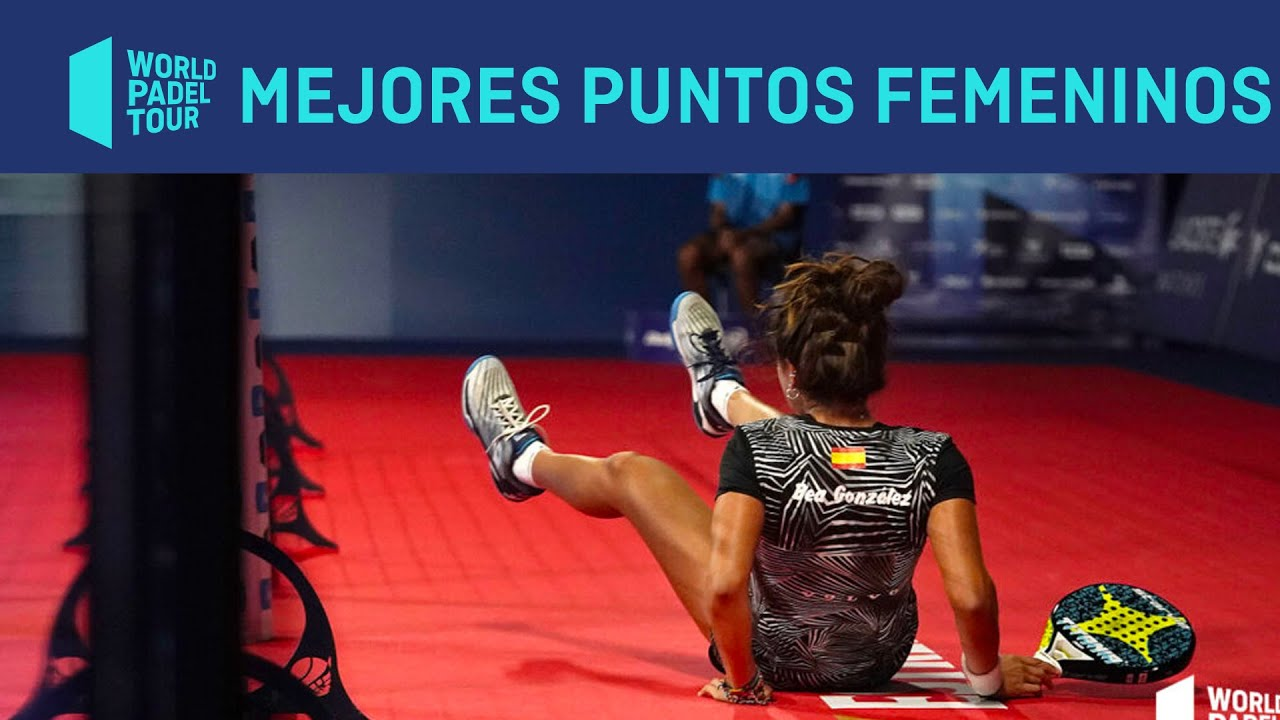 Los tres mejores puntos femeninos ADESLAS del Estrella Damm Menorca Open 2020 | World Padel Tour