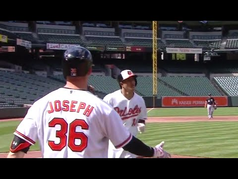 Orioles Play in an EMPTY STADIUM During Baltimore Protests | What's Trending Now