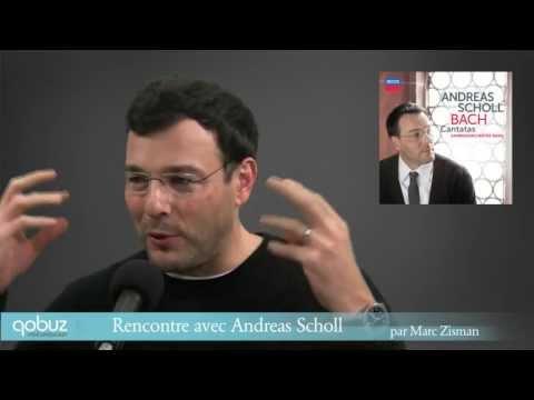 Andreas Scholl : interview vidéo Qobuz