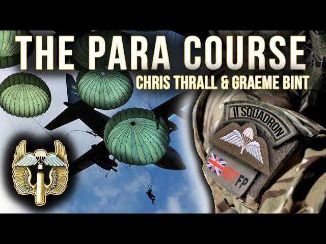 The PARACHUTE Course PT 2 | Royal Marine & II Squadron Para React | Balloon Jump | RAF Brize Norton