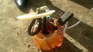 Замена топливного фильтра Опель