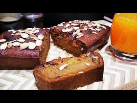 cake-aux-carottes-sans-sucre-blanc-healty|-recette-facile_كيك-جزر-بالجوز-بدون-سكر-أبيض-ولا-زبدة-🥕🥕