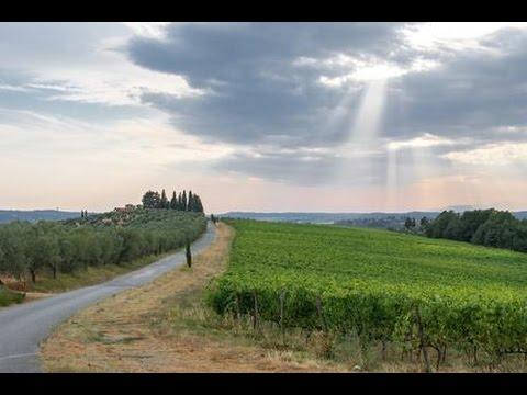 Doku Wie das Land, so der Mensch: Italien - Val d'Orcia HD