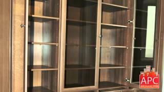 Книжный шкаф и компьютерный стол на заказ(, 2015-03-28T14:52:58.000Z)