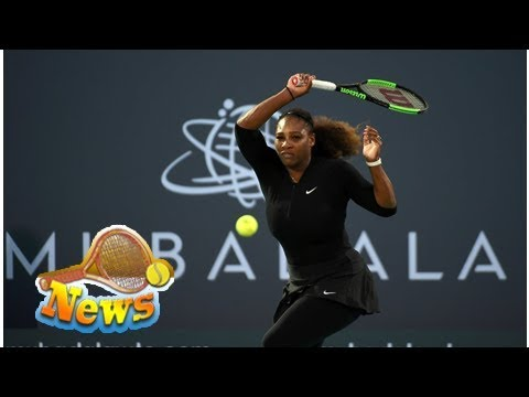 Serena williams won't play in australian open as she returns from childbirth
