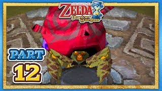 The Legend of Zelda: Phantom Hourglass - Part 12 - Temple of Courage!