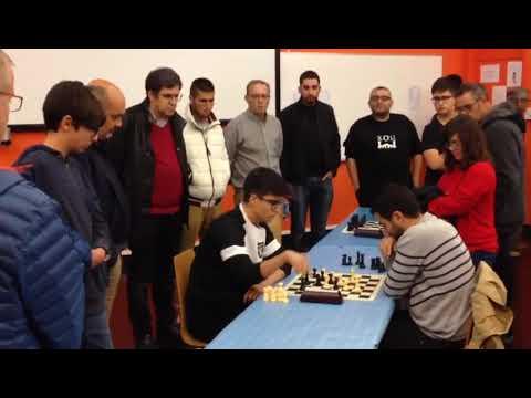 Memorial X.Rodríguez de ajedrez