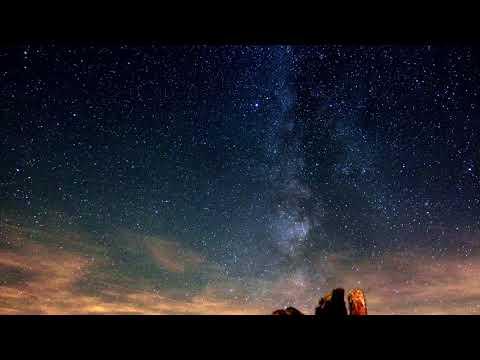 Milky Way from Port Stanley, Sony RX100 V