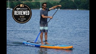2018 JP Australia AllroundAir 10'6'' WindSurf-SUP / Video review