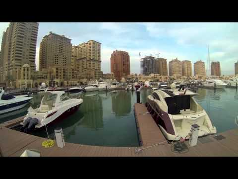 GoPro 3 Black Edition - Visiting Doha