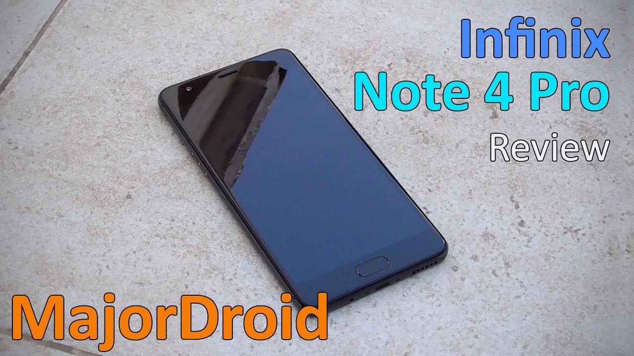Buy Infinix Note 4 Pro Smartphone   Price in Kenya