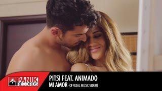 DJ PITSI - Mi Amor feat. Animado | Official Music Video