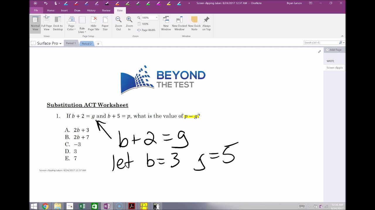 Useful Computer Programs for Math Teachers and Students - YouTube