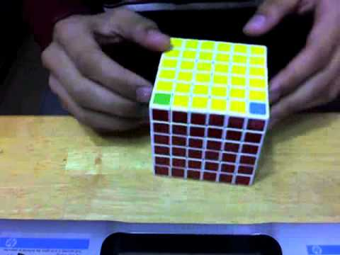 6x6 corner swap Alg - YouTube